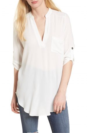 Roll Tab tunic