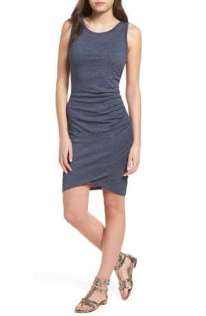 Leith Rushed Body Coon dress