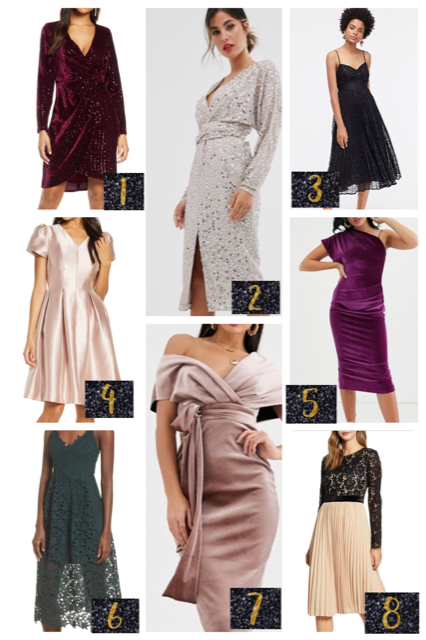 Holiday Dresses and style